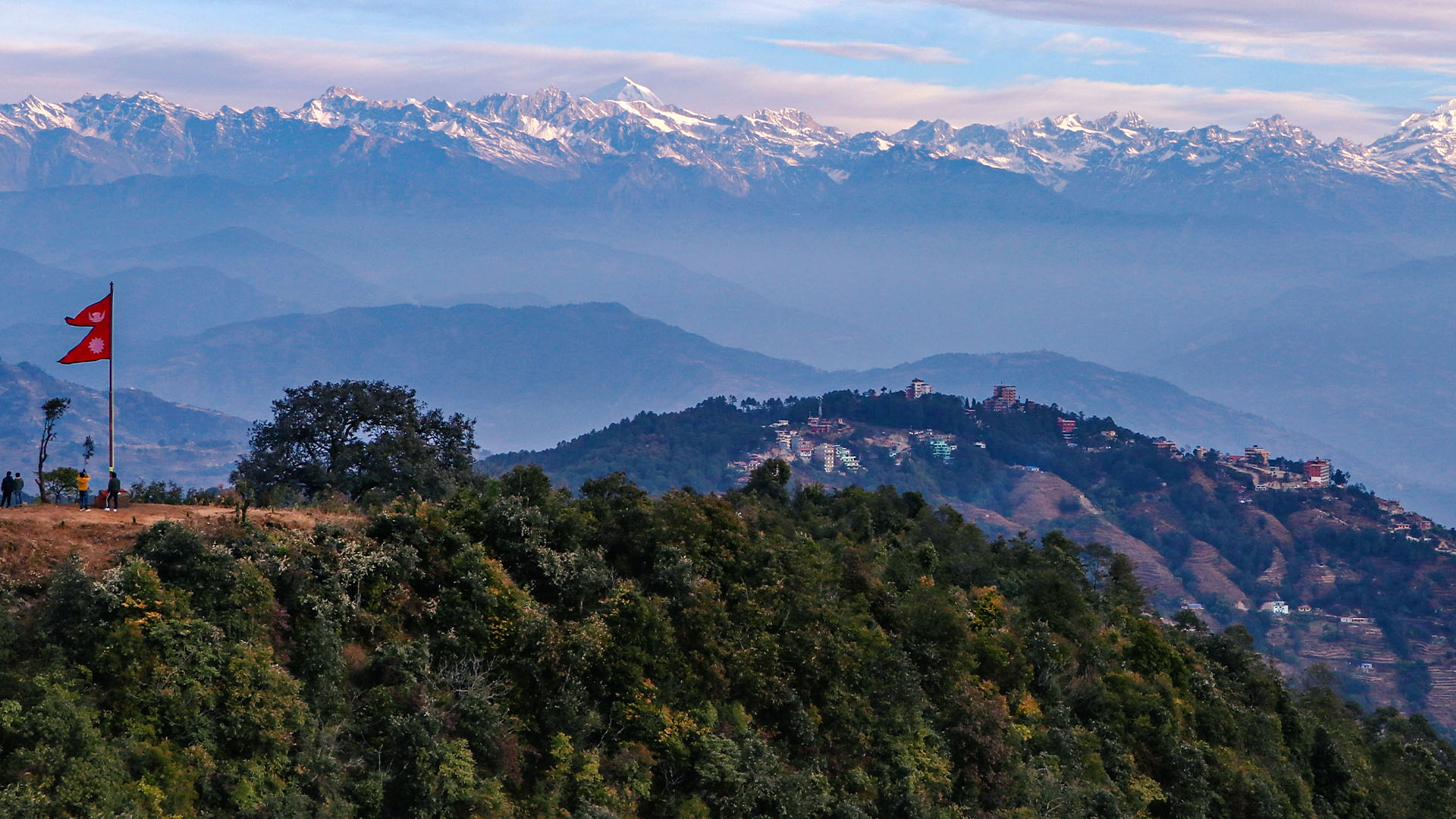 Benchmark Broadcast to Span the Himalayas with Milestone Project for Nepal Television